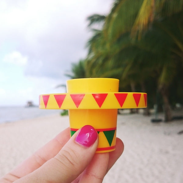 Sombrero Slammer Shot Glasses Wedding Bags