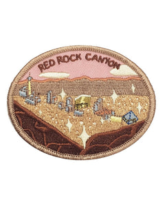 Red Rock Canyon patch