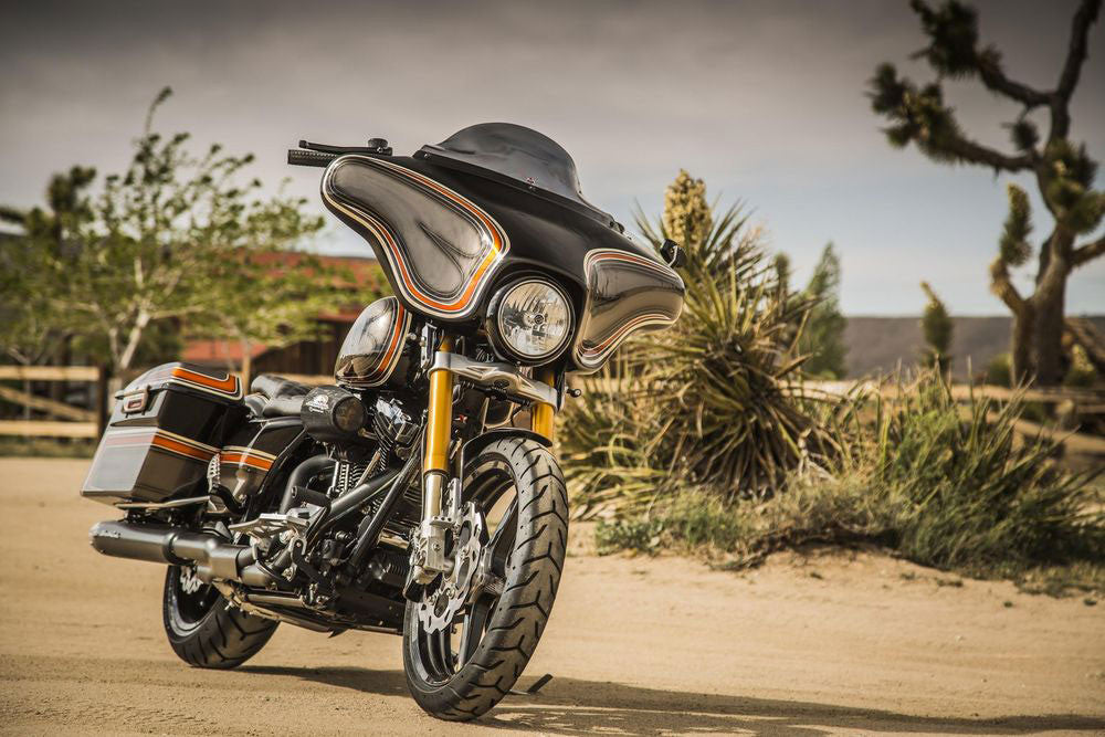 Win the ultimate Performance Touring motorcycle!