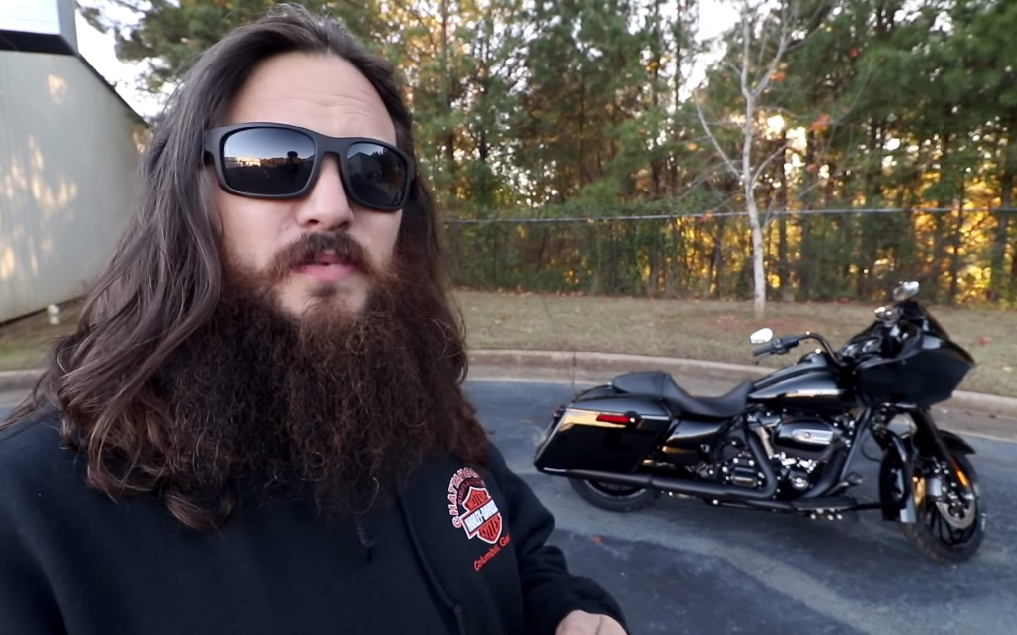 2019 Road Glide Special // Kraus Handlebar Install and Test Ride with John Maxwell