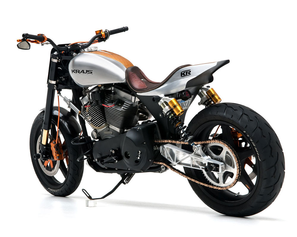 Kraus Motor Co. Dynamite Performance Custom Harley Davidson