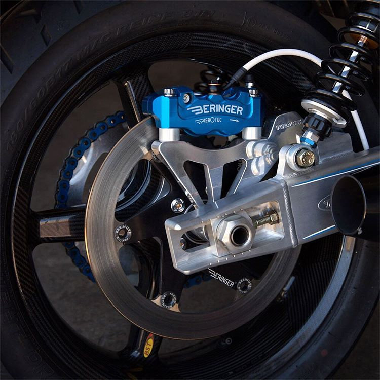 Beringer Radial Caliper and Rotor