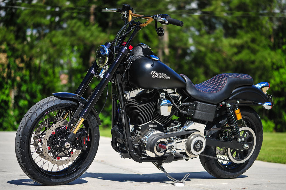 Touring Wheels On Dyna