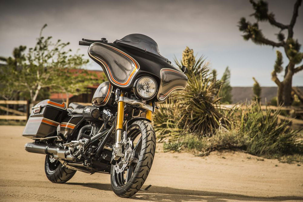 Lost Highway has partnered with Quaid Harley-Davidson and Baggers Magazine to give away a customized Electra Glide Ultra Classic