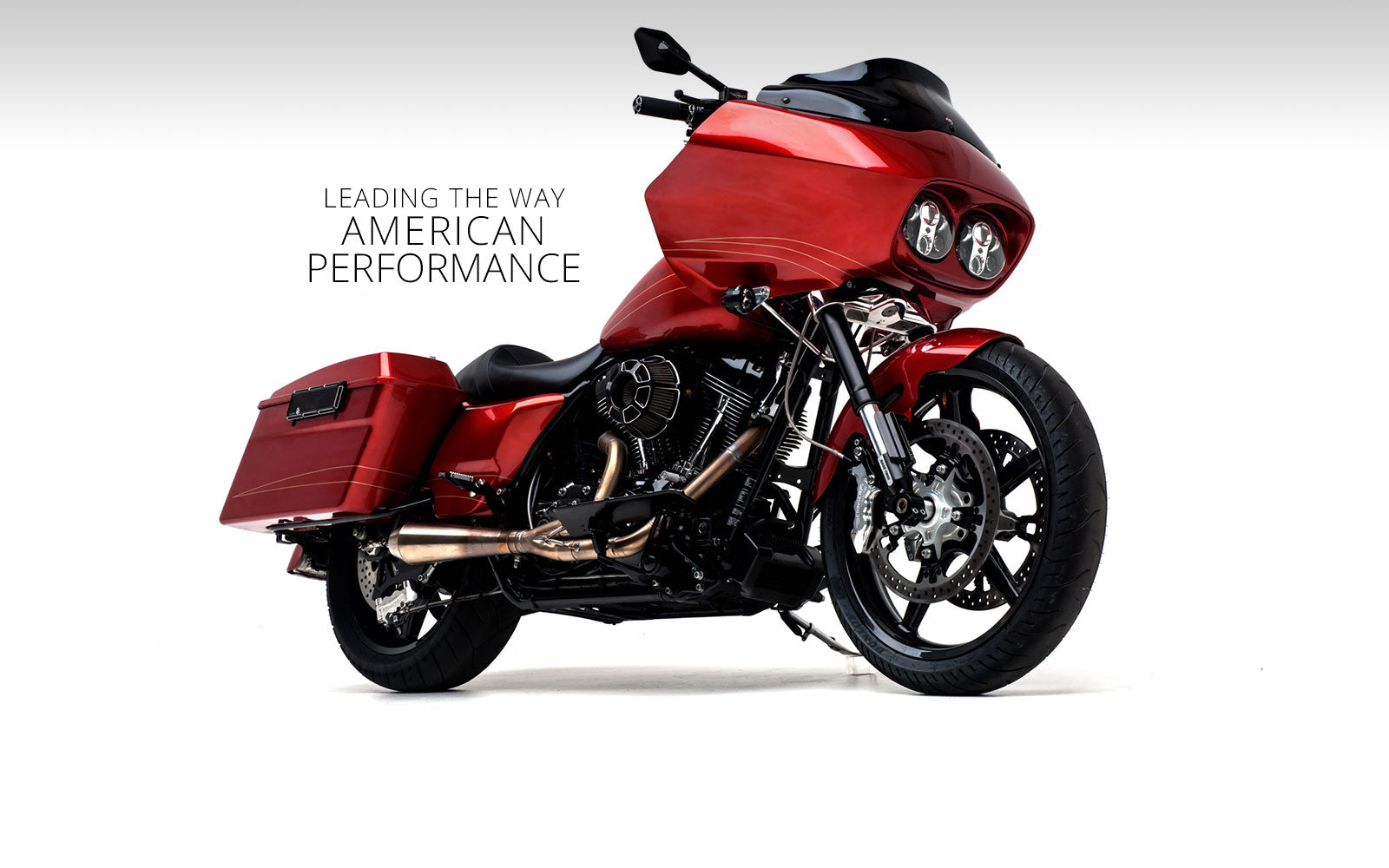 Kraus Motor Co  - American Performance Motorcycle Parts