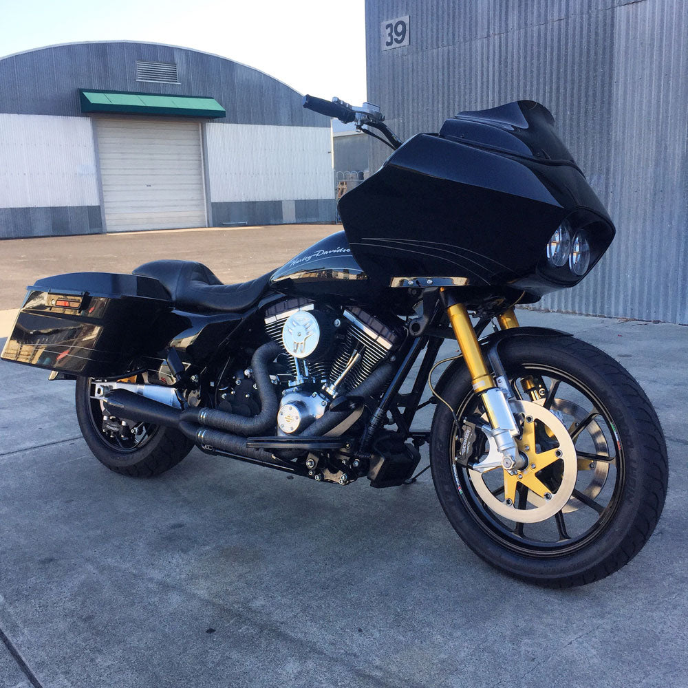 Performance Touring and the Long Riders - Kraus Motor Co