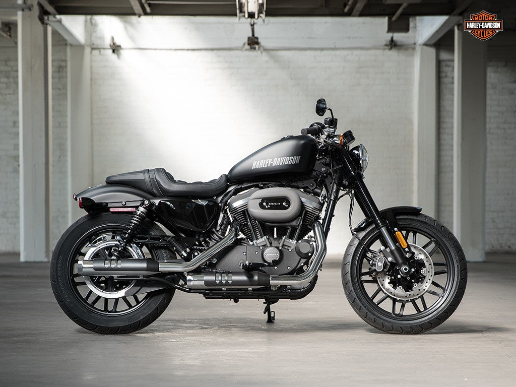 The New Harley-Davidson Roadster