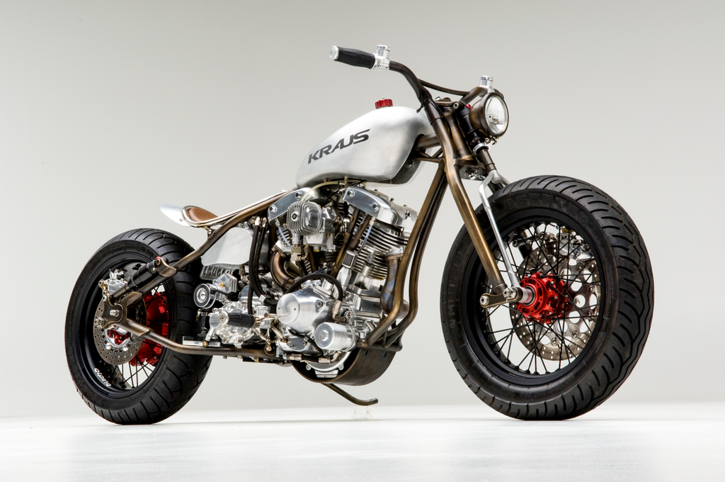 Krausmoto, Custom Motorcycles, American Performance