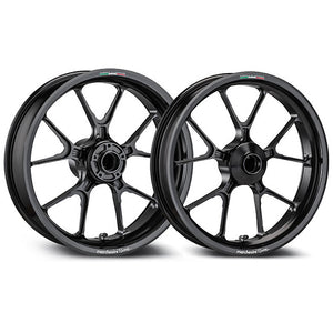 Marchesini 10 Spoke forged Aluminum Wheel set - M10RS Kompe