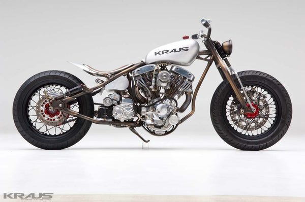 The Motorcycles - Kraus Motor Co