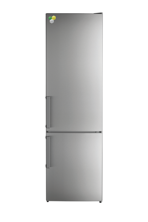 12.5 cu ft Solar Refrigerator ESCR355GE (Stainless Steel) - EcoSolarCool