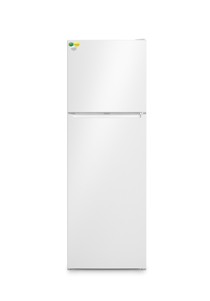 11.8 cu ft Solar Refrigerator ESCR335SW (White Steel) - EcoSolarCool