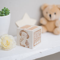 Twinkle OR Dream Big Building Block with your OWN PHOTO