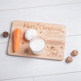 Personalised Christmas Eve Board