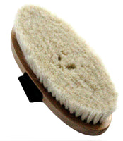 Personalised Goats Hair Body Brush