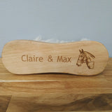 Personalised Goat Hair Face Brush