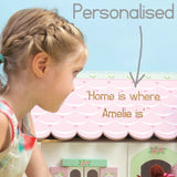 Personalised Lily's Cottage - Le Toy Van Doll's House