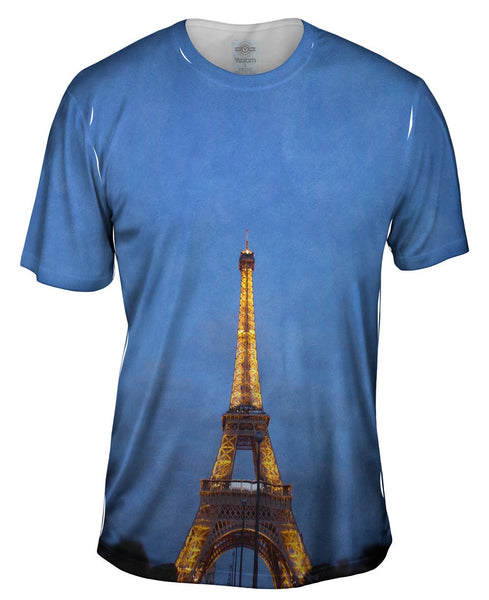 Eiffel Tower Mens T-Shirt