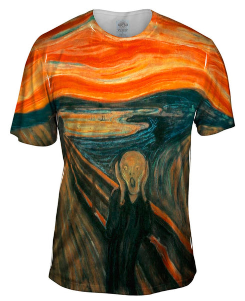 "Edvard Munch - ""The Scream"" (1895) Mens T-Shirt"