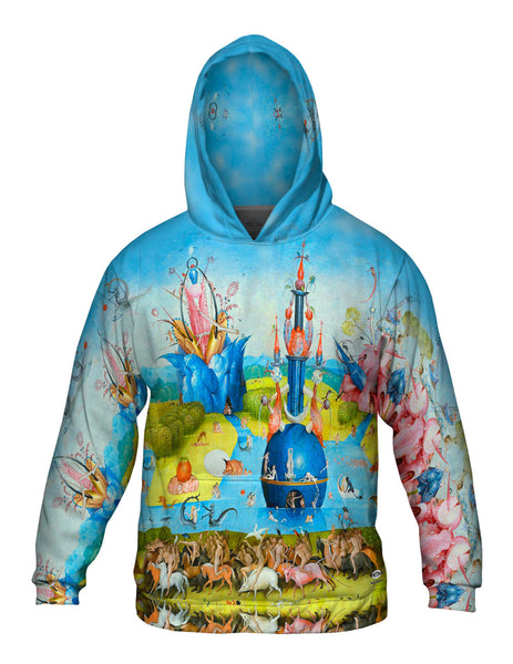 "Hieronymus Bosch ""The Garden of Earthly Delights"" 01 Mens Hoodie Sweater"