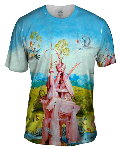 "Hieronymus Bosch ""The Garden of Earthly Delights"" 02 Mens T-Shirt"