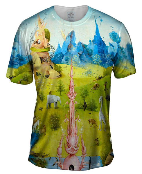 "Hieronymus Bosch ""The Garden of Earthly Delights"" 03 Mens T-Shirt"