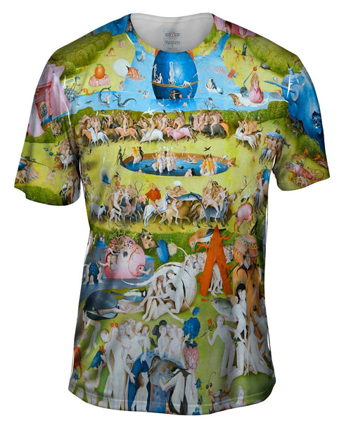 "Hieronymus Bosch ""The Garden of Earthly Delights"" 05 Mens T-Shirt"