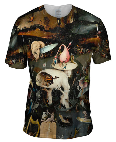 "Hieronymus Bosch ""The Garden of Earthly Delights"" 06 Mens T-Shirt"