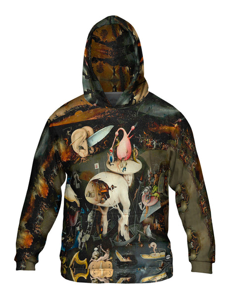 "Hieronymus Bosch ""The Garden of Earthly Delights"" 06 Mens Hoodie Sweater"