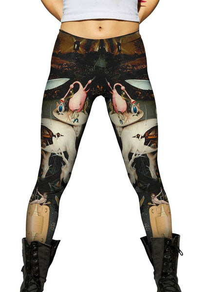 "Hieronymus Bosch ""The Garden of Earthly Delights"" 06 Womens Leggings"