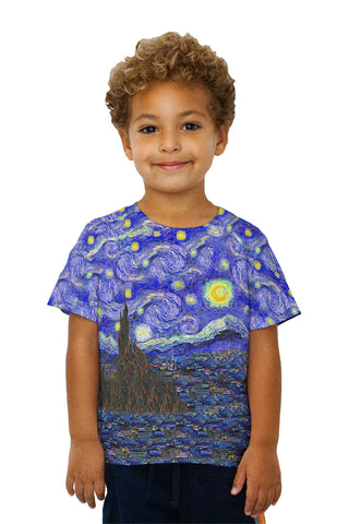 "Kids Vincent van Gogh - ""The Starry Night"""