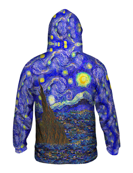 Vincent Van Gogh Quot The Starry Night Quot Mens Hoodie Sweater