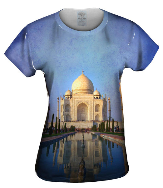 Taj Mahal Womens Top