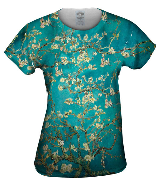 "Van Gogh - ""Blossoming Almond Tree"" (1890) Womens Top"