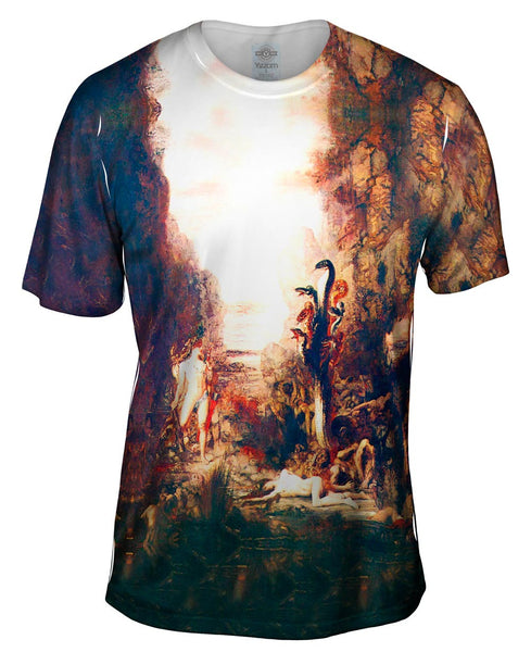 "Gustave Moreau - ""Hercules and the Hydra Lernaean"" (1876) Mens T-Shirt"