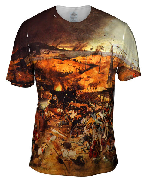 "Bruegel - ""Triumph of Death"" (1562) Mens T-Shirt"