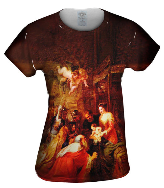 "Peter Paul Rubens - ""The Adoration of the Magi"" Womens Top"