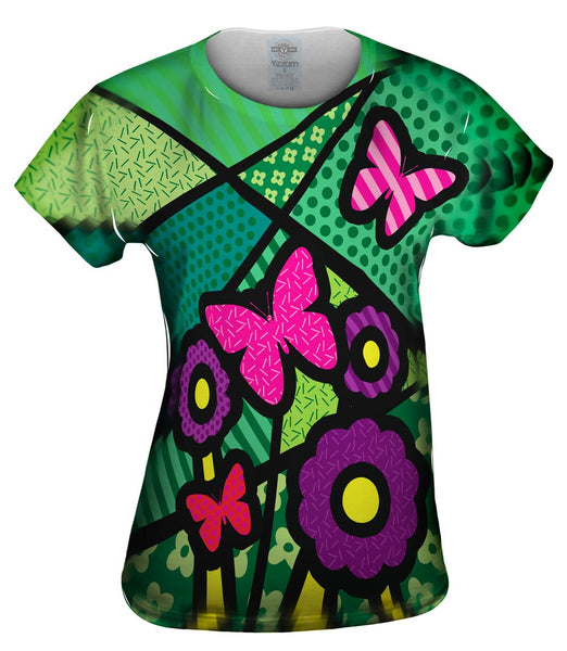Pop Art 013 Womens Top