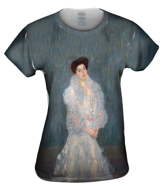 "Gustav Klimt -""Hermine Gallia"" (1904) Womens Top"