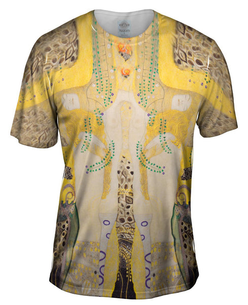 "Gustav Klimt -""Watersnakes"" (1907) Mens T-Shirt"