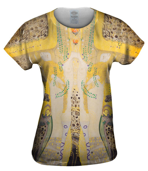 "Gustav Klimt -""Watersnakes"" (1907) Womens Top"