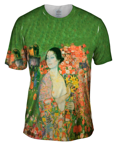 "Gustav Klimt -""The Dancer"" (1918) Mens T-Shirt"