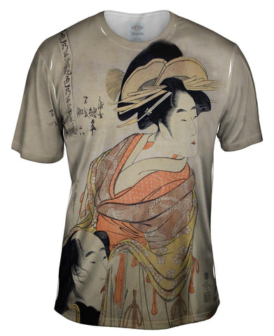 "Japan - Kitagawa Utamaro - ""Founts of Love"" (1789)"