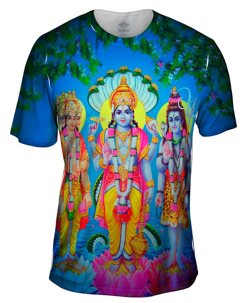 "India - ""Hindu Gods and Goddesses"" Mens T-Shirt"