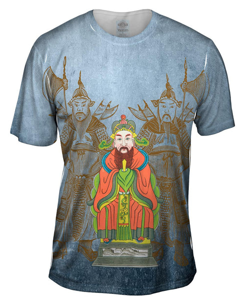 "Japan - ""The Dragon King Of Southern Seas"" Mens T-Shirt"