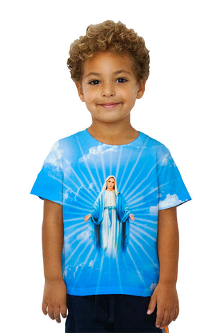 "Kids ""Blessed Virgin Mary"""