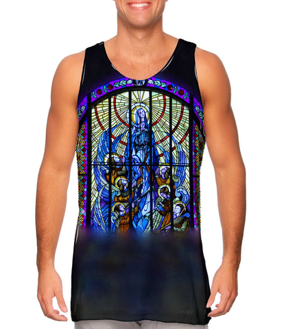 """Stained Glass Church"""