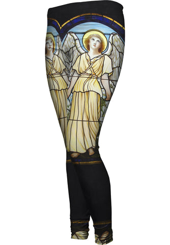 """Stained Glass Angel"""
