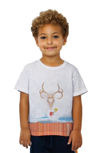 "Kids Georgia Okeeffe - ""Summer Days"" (1936) Kids T-Shirt"