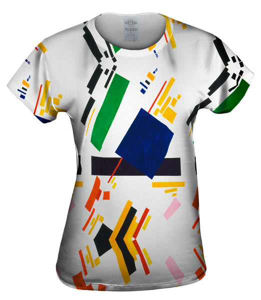 "Kazimir Malevich - ""Suprematist Composition"" (1916) Womens Top"